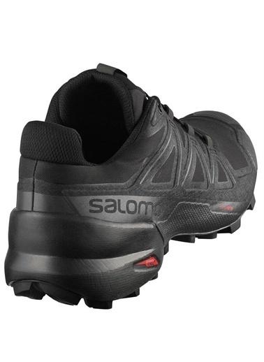Salomon Speedcross 5 Erkek Koşu Ayakkabısı L40684000 Siyah